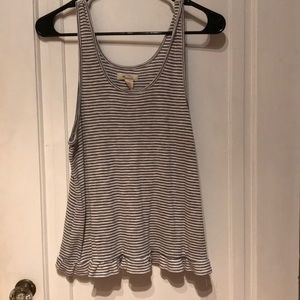 Stripped Madewell Top